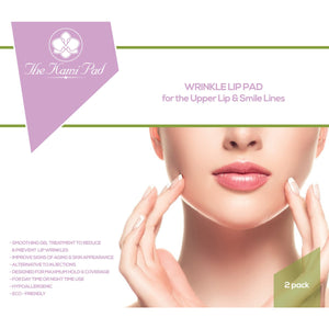 Wrinkle Recovery Upper Lip & Smile Lines Pad - thekamipad