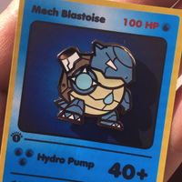 MECH BLAST - Pin (1st Edition)