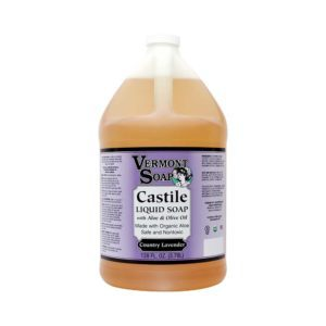 Vermont Soap - Country Lavender Castile Soap