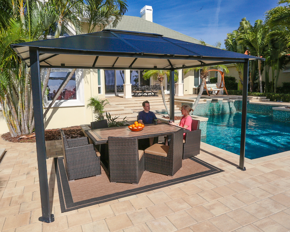 Durham 10x13 Hard Top Gazebo - GZ3584-1