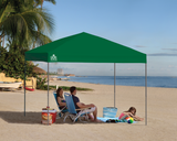 Expedition EX100 10 x 10 ft. Straight Leg Canopy by Quik Shade
