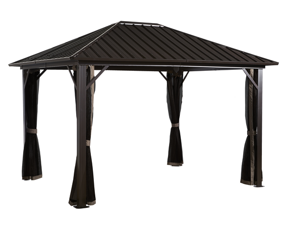 Genova Gazebo 10 x 14 ft