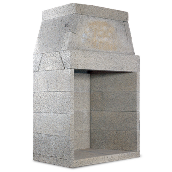 Isokern Magnum Outdoor Fireplace - 36