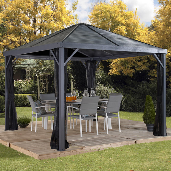 Sanibel Gazebo 10 x 10 ft.