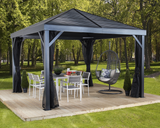 South Beach Gazebo 12 x 12 ft.