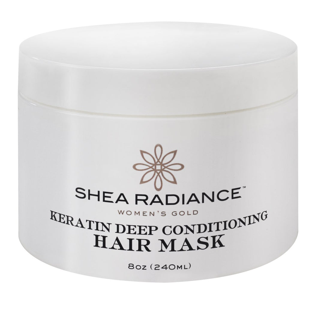 Keratin Deep Conditioning Hair Mask