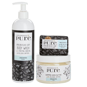 1000 Women: P.U.R.E Bodycare Set