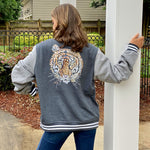 Tiger Face Letterman's Jacket