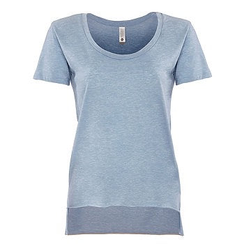 Hi-Lo Hem Scoop T (2 colors)