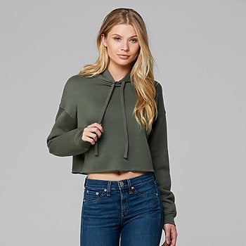 Cropped Must-Have Hoodie (4 colors)
