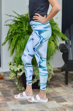 Mint Magic Full Length Leggings