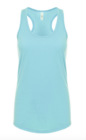 Ideal Solid Racerback Tank (4 colors)