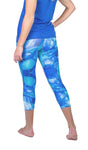 Hot Mama Capri Leggings