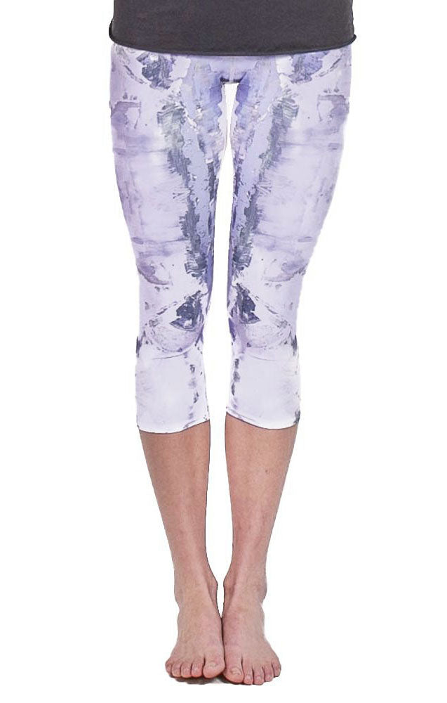Whimsical Capri Leggings