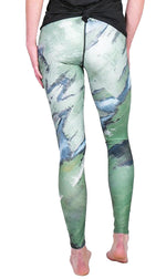 Marsh Trails Full Leggings