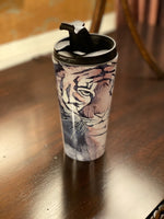 """Champion"" Insulated Tiger Travel Mug"