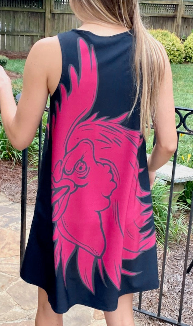 Game-Day Gamecock Dress