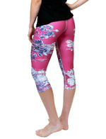 Bejeweled Capri Leggings