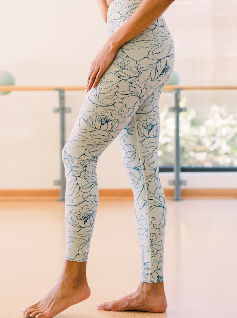 Summer Classic Full Length Leggings