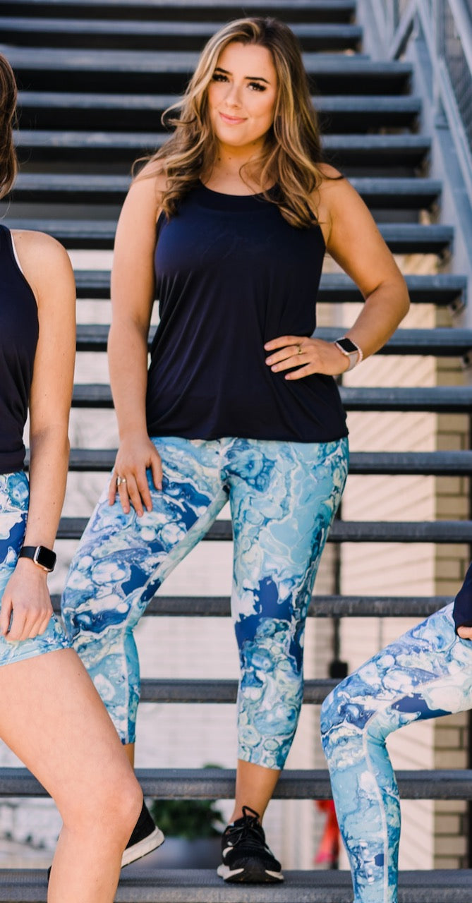 No Limits Capri Leggings