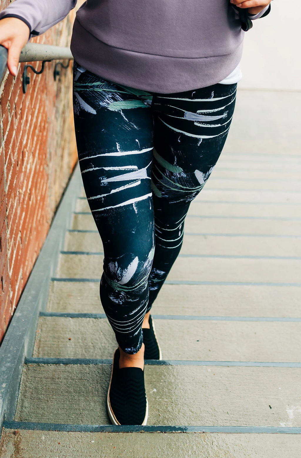Confetti Full Length Leggings