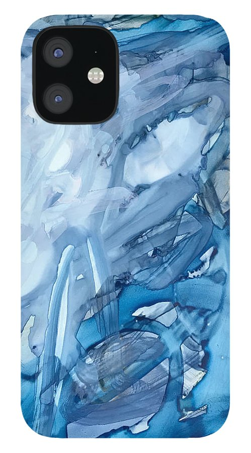 Sailboat Blue - Phone Case