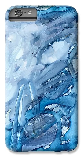 Ink Sailboat Blue - Phone Case