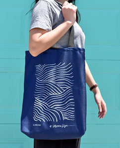 Aquarius Energy Tote