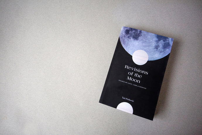 Revisions of the Moon Poetry Book Pre-order
