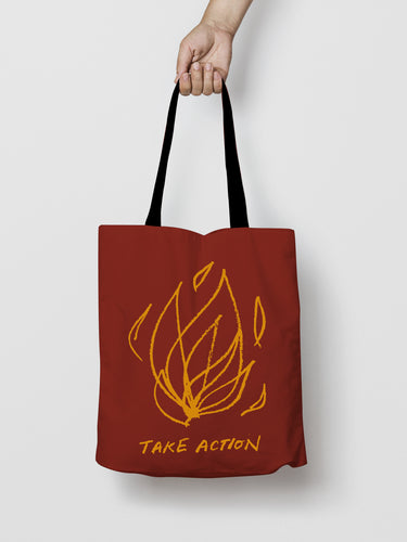 Aries Energy Tote Bag