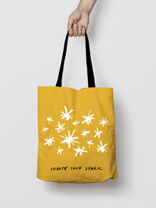 Leo Energy Tote Bag
