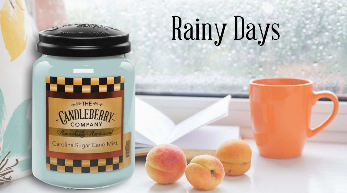Rainy Days with Candleberry