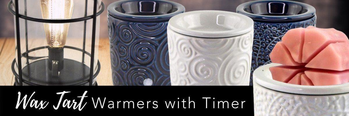 Tart Warmers With Timer The Candleberry Candle Company