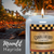 Moonlit hayride fall candle