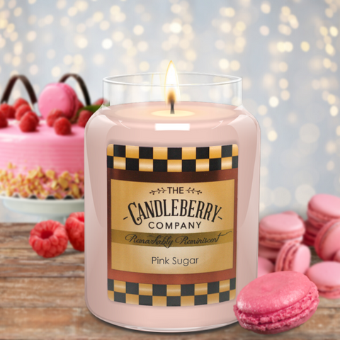 Pink Sugar Scented Candle Best Candles