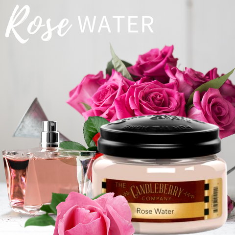 Best Rose Water candle