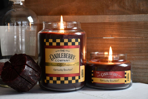 Kentucky Bourbon Candle