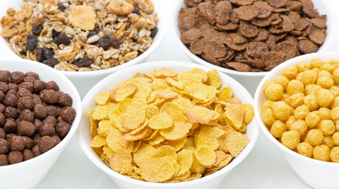 Cereal Toppings for Ice Cream