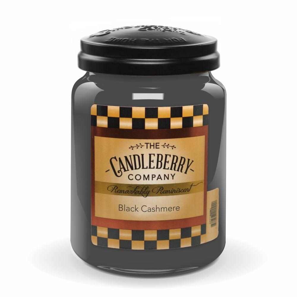 Black Cashmere™, 26 oz. Jar, Scented Candle