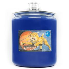 Light One For The Cats™, 160 oz. Jar, Scented Candle 160 oz. Cookie Jar Candle The Candleberry Candle Company