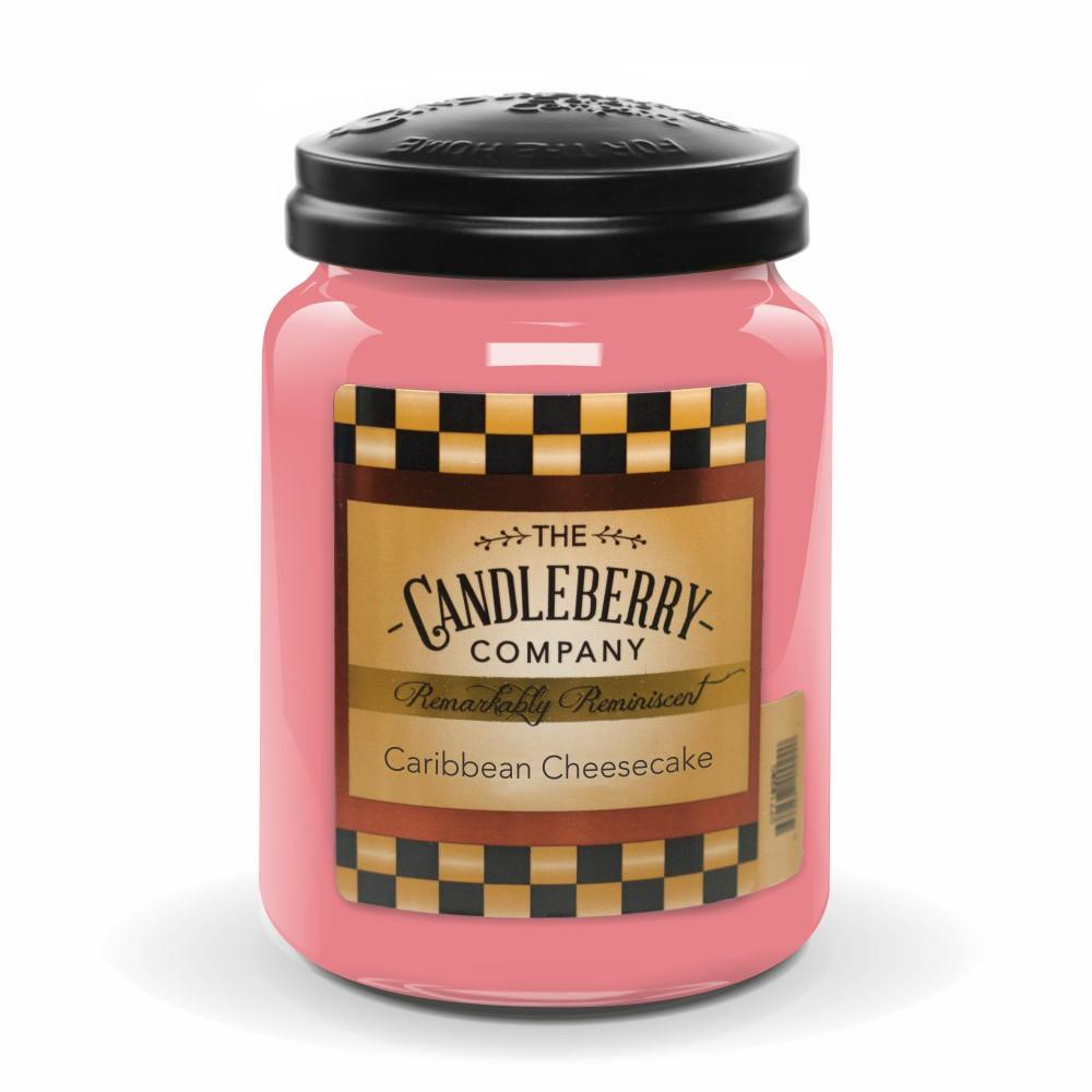 Caribbean Cheesecake ™, 26 oz. Jar, Scented Candle