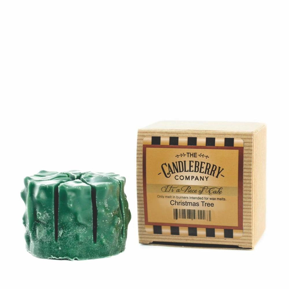 "Christmas Tree™, ""It's a Piece of Cake"" Scented Wax Melts ""It's a Piece of Cake""® Wax Melts The Candleberry Candle Company"