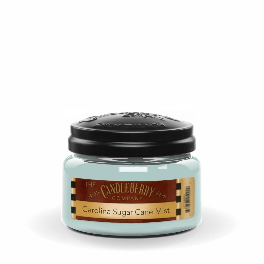 Carolina Sugar Cane Mist™, 10 oz. Jar, Scented Candle 10 oz. Small Jar Candle The Candleberry Candle Company