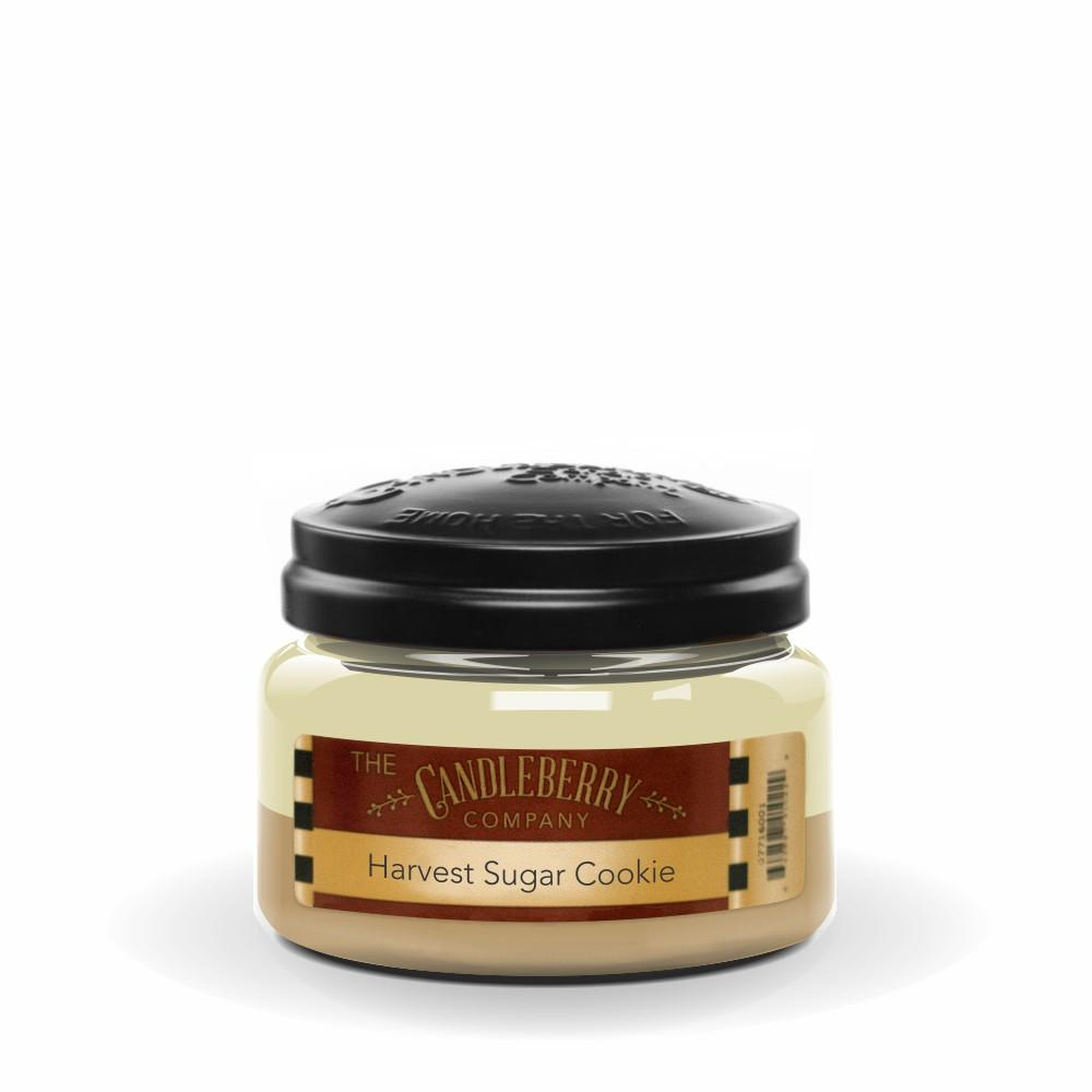 Harvest Sugar Cookie™, 10 oz. Jar, Scented Candle 10 oz. Small Jar Candle The Candleberry Candle Company