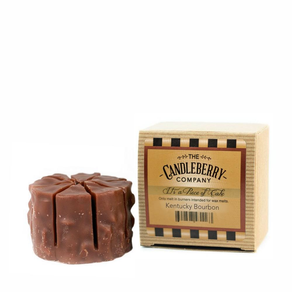 "Kentucky Bourbon®, ""It's a Piece of Cake"" Scented Wax Melts ""It's a Piece of Cake""® Wax Melts The Candleberry Candle Company"