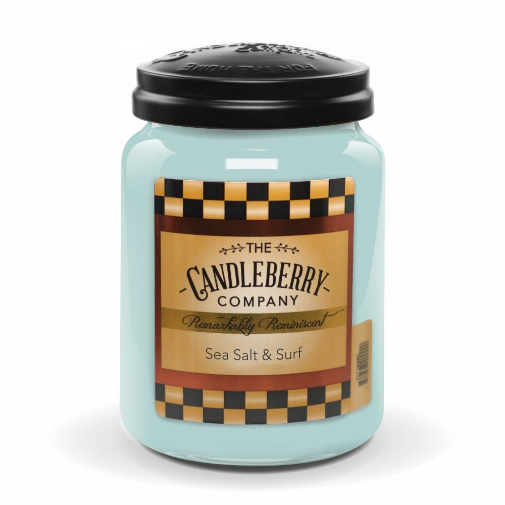 Sea Salt & Surf™, 26 oz. Jar, Scented Candle