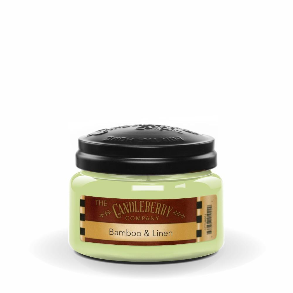 Bamboo & Linen™, 10 oz. Jar, Scented Candle