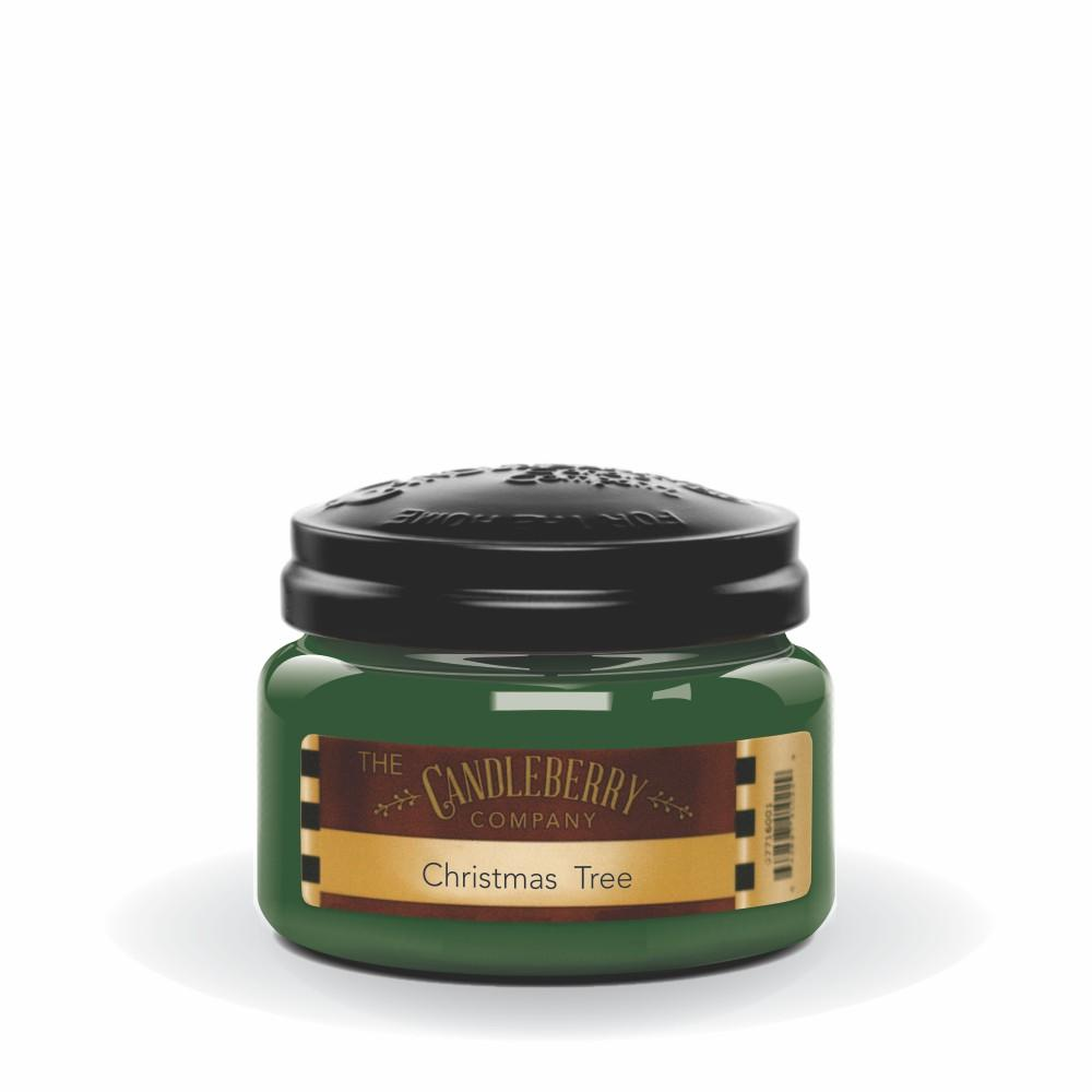 Christmas Tree™, 10 oz. Jar, Scented Candle 10 oz. Small Jar Candle The Candleberry Candle Company