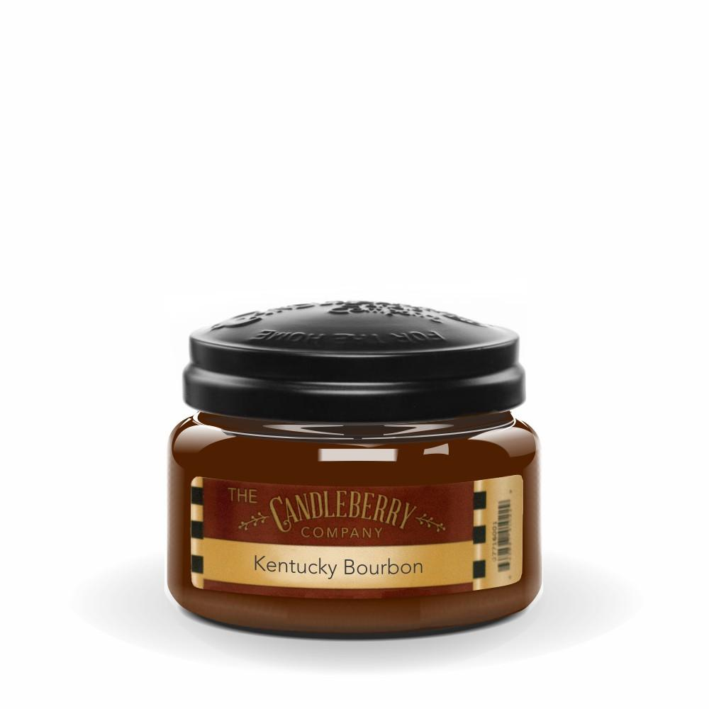 Kentucky Bourbon®, 10 oz. Jar, Scented Candle 10 oz. Small Jar Candle The Candleberry Candle Company