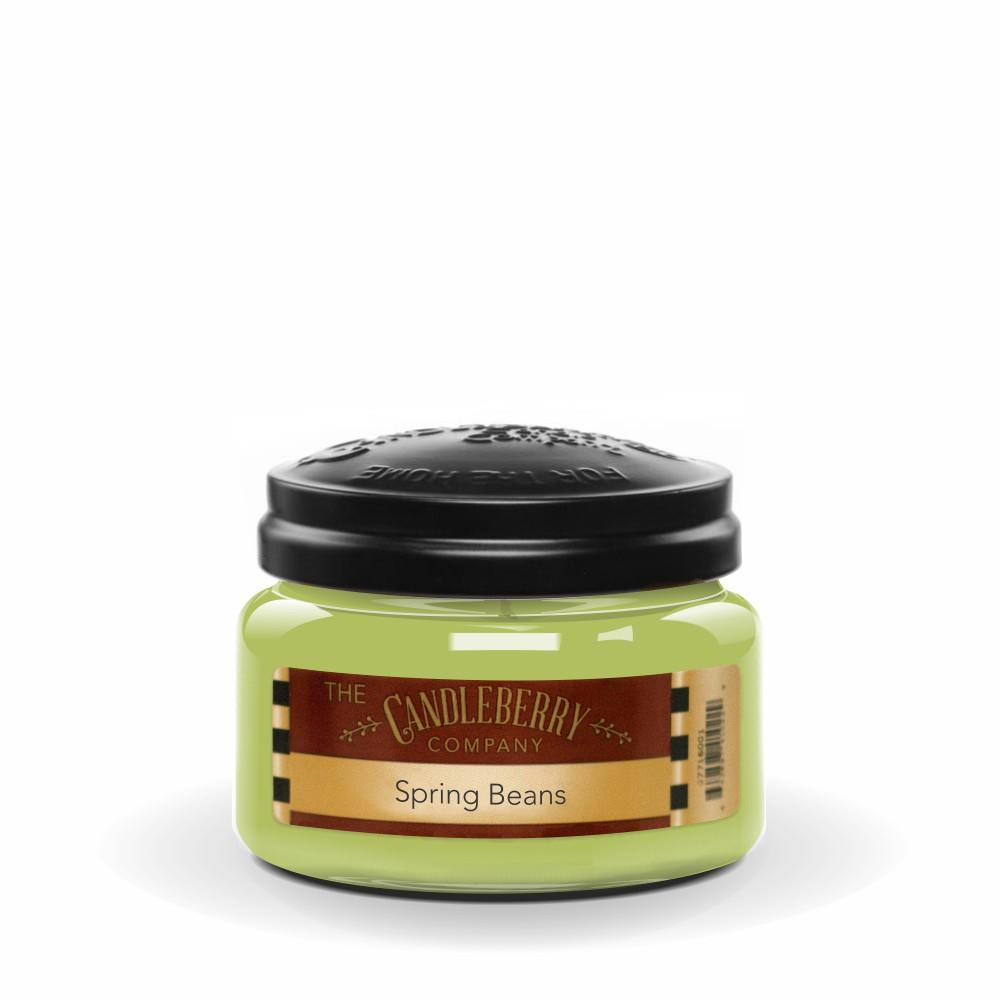 Spring Beans™, 10 oz. Jar, Scented Candle 10 oz. Small Jar Candle The Candleberry Candle Company